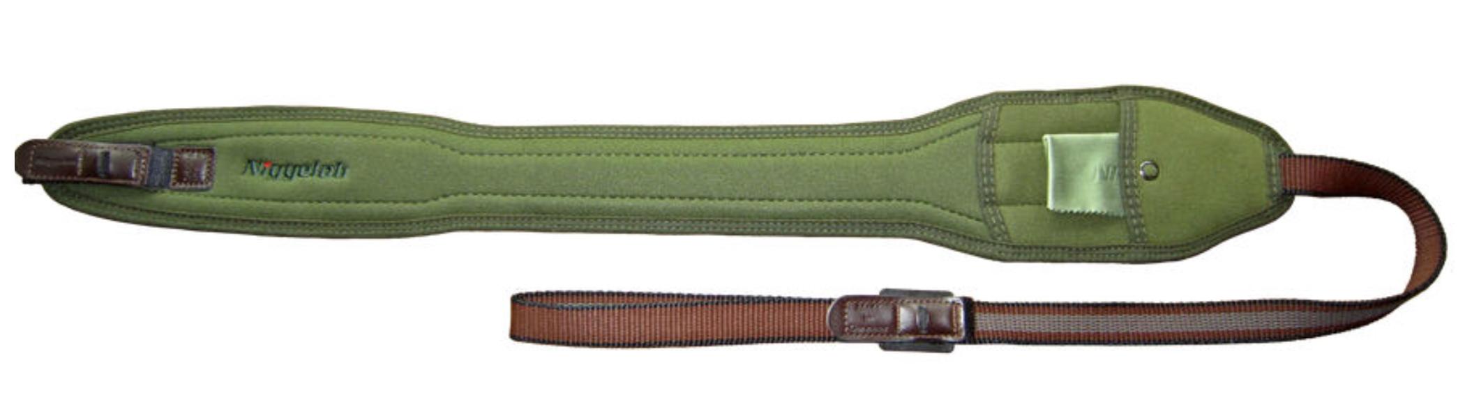 Niggeloh en néoprène vert Rifle Sling